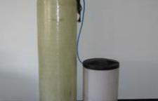 西安天泽1~1.5T全自动软水器,软化水设备