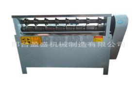 厂家直销橡胶机械 橡胶分条机 皮革分条机 橡胶板分切机