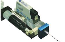 扬声器摄像模组微量点胶选用武藏点胶机