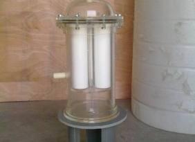 有機玻璃離子交換設備,高純水設備,成套去離子水設備