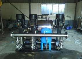 云南玉溪管网叠压供水设备价格
