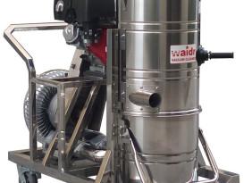 移动工业汽油机|威德尔大功率吸石子吸尘器