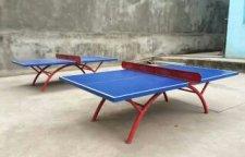 室外乒乓球台台面是谁偷走了?
