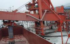 粉粒体物料装船机质量过硬