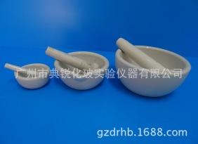 【典锐化玻】现货直供陶瓷研钵、瓷研钵 100mm