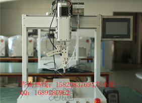 重庆三轴平台焊锡机 手机数据线焊锡设备
