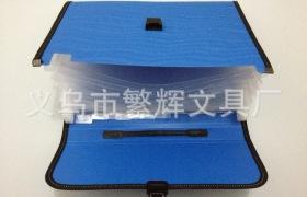 A4 B5 FC PP塑料紐扣按扣風琴包 6格風琴包 12格包邊風琴包內頁