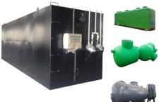 CYHDM地埋式生活污水处理设备