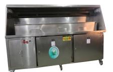 无烟烧烤车是烧烤生意的理想设备