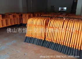 厂家直销道路施工护栏PVC护栏塑料护栏围栏PVC管围栏活动围栏