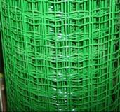 屹森草綠涂塑焊接荷蘭網_寬171