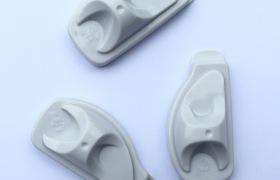 服裝防盜循環使用小拖鞋 防盜標簽 多次性小拖鞋 鞋型標簽防盜