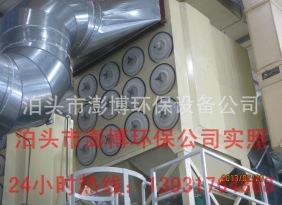 专业生产滤筒除尘器 滤筒式除尘器-泊头市澎博环保