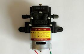 水泵  电动喷雾器配件 农机配件 无壳 微型隔膜泵