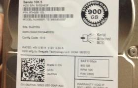 DELL戴爾900GB 硬盤 2.5寸SAS 10KRPM硬盤 全新原廠