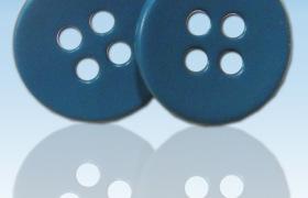 廠家供應 鋅合金烤漆有眼紐扣 啪鈕 裝飾紐扣 定制更優惠