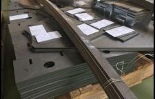上海钢板切割 大型激光切割 大型折弯加工