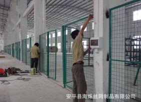 廠家直銷市場攤位隔離網車間隔離網 定制鍍鋅隔離網廠家產地貨源