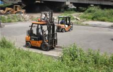 三水叉车培训考证就业一条龙服务