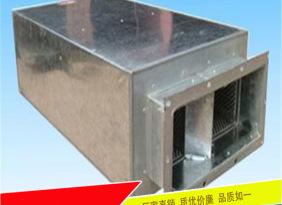 专业生产消声静压箱 微穿孔消声器静压箱 质量保证。