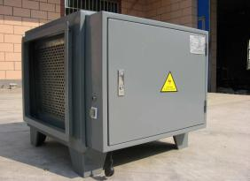 印刷厂废气处理 油墨异味净化异味治理选等离子废气净化器