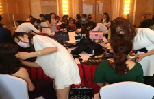宿迁哪里有化妆学校/化妆学校收费是多少