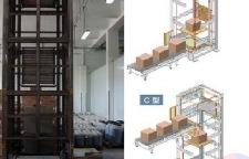 中山专业生产连续垂直升降机厂家-久铭工业设备