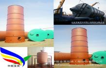 承建污水處理成套工程 厭氧反應器 曝氣池,環保池罐