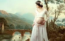 南京最美孕妇照,大肚照图片,在南京云摄影
