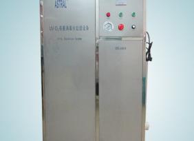 广东消毒泳池水处理设备,纯净水消毒臭氧发生器,40克臭氧消毒机