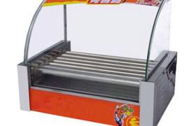 汉堡包机 烘包机 双层汉堡机 汉堡机 烤包机 汉堡店a