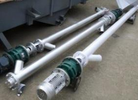 不锈钢螺旋输送机食品输送不锈钢螺旋输送机