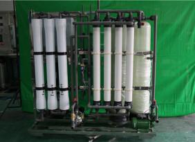 扬州水处理设备/二级反渗透纯水设备/淮安高纯水制取设备