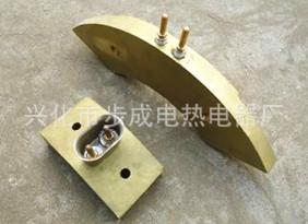 厂家直销 铸铜加热器 加热圈 发热圈 电加热板 非标定做