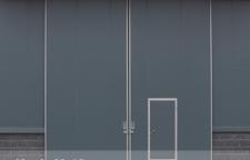 大型工业提升门配件厂家供货商_河南众邦智能工业门