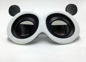 功夫熊猫儿童3D眼镜 被动式电影院专用 适合各大REALD影院3d眼镜