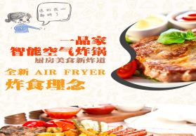厂家直销 外贸出口空气炸锅 无油电炸锅 家用薯条机