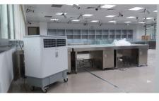 KATO银行金库清分中心专用大面积型空气净化器
