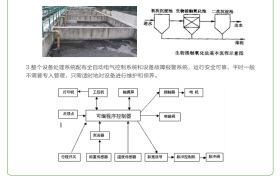 广州腌制品污水处理设备水质达标吗?