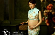 南京孕妇写真摄影 南京云摄影孕妇写真摄影比较不错