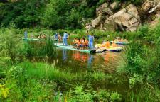 郑州漂流 漂流哪里好玩 漂流一日游