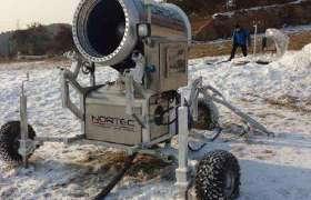 供应国产造雪机大功率造雪全自动造雪机器