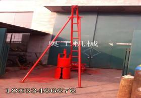 单卷筒快速绞车 溜放型打桩用卷扬机 防爆提升卷扬机 打桩机