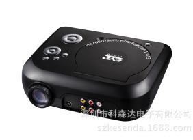 家用投影机,电影投影仪,经济型放映机,带DVD电视,USB,AV功能
