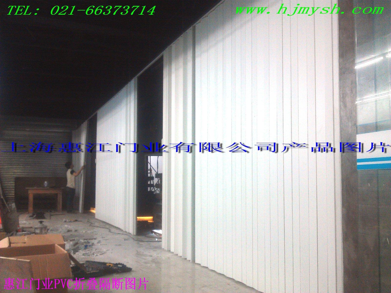 PVC折叠隔断图片15