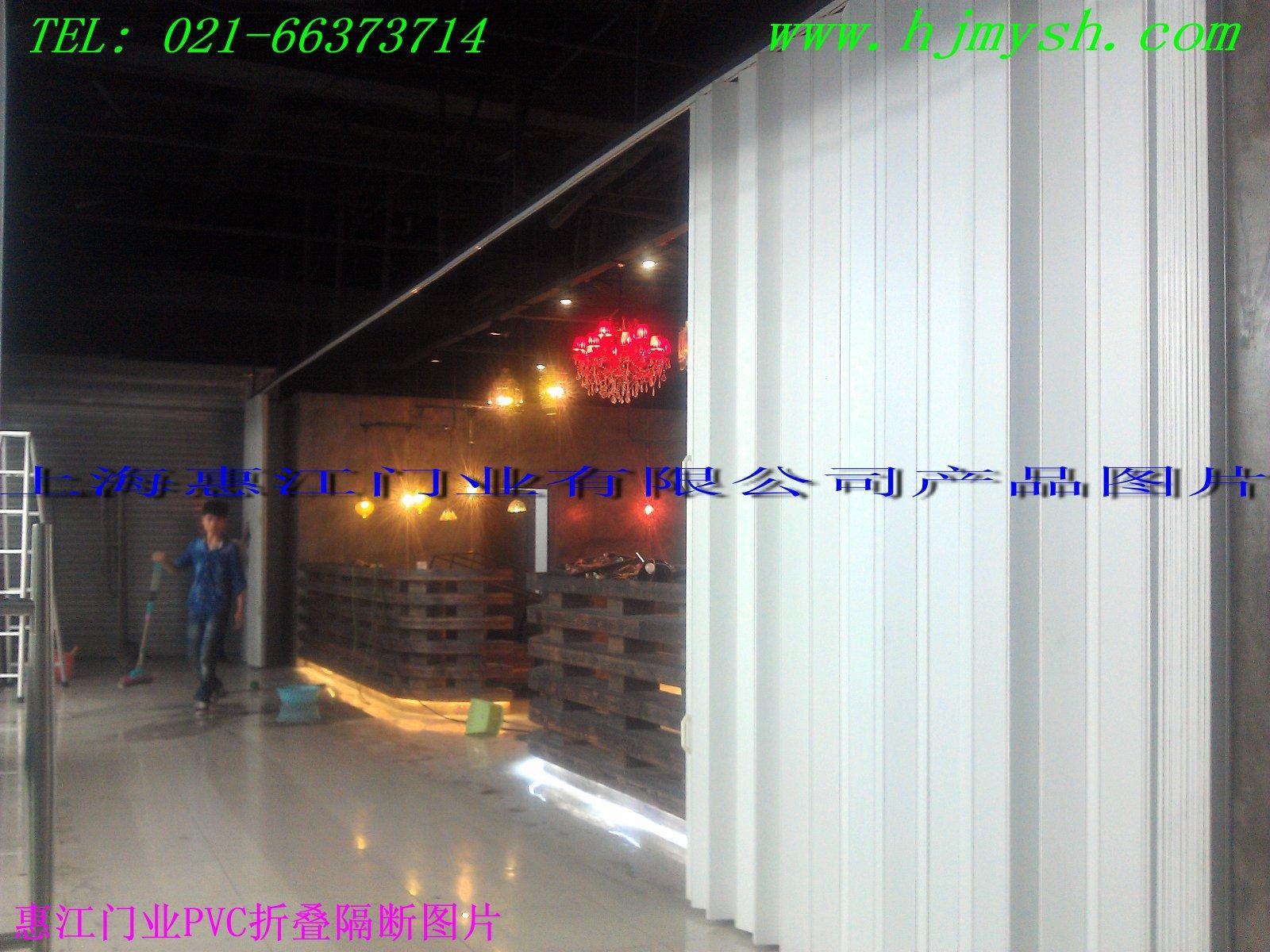 PVC折叠隔断图片33