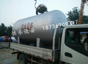 开封驰骋30吨全自动无塔供水设备大小规格