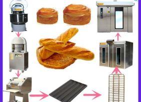 科朝达工厂生产食品烘烤箱 旋转炉 热风循环式旋转烤炉