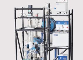 德大制造-实验分子蒸馏器/短程蒸馏器