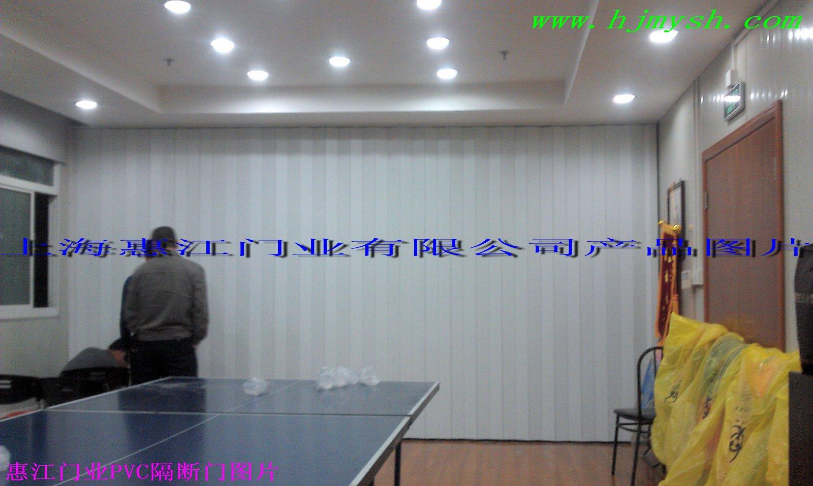 PVC折叠隔断图片8